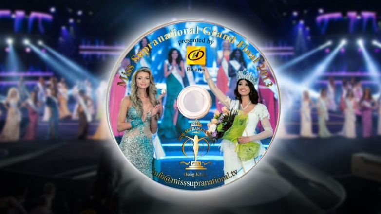 OUT NOW: The Official DVD of the Miss Supranational 2013 Final